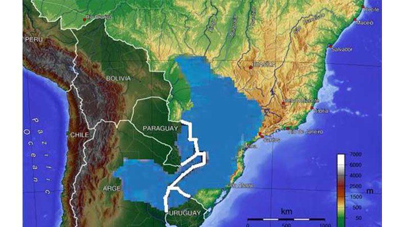 Preservação do Aquífero Guarani